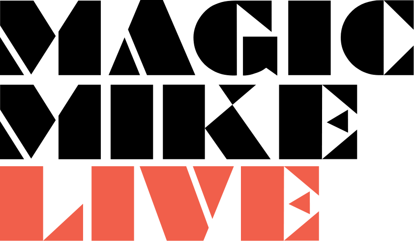 Magic Mike Live (logo)